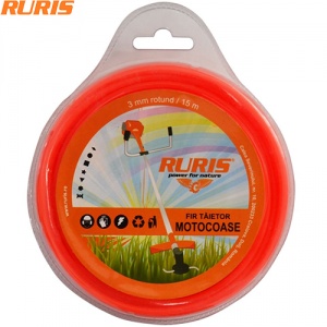 Fir trimmer 3.0mm (rotund) 15m Ruris 6-177