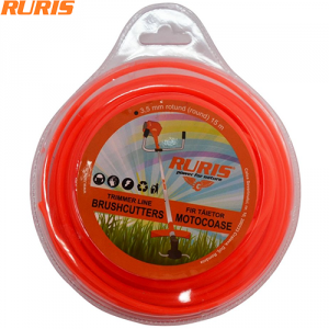 Fir trimmer 3.5mm (rotund) 15m Ruris 6-183