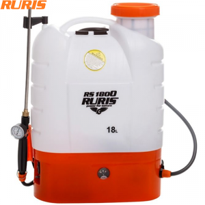 Pulverizator electric 18L 12V 8Ah Ruris RS 1800