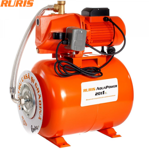 Hidrofor 1100W 58l/min Ruris AquaPower 2011