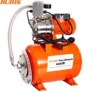 Hidrofor 880W 46l/min Ruris AquaPower 6009